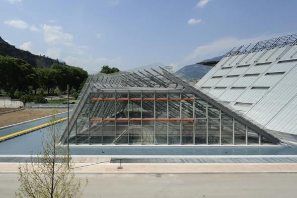 El agua como elemento fundamental para Renzo Piano