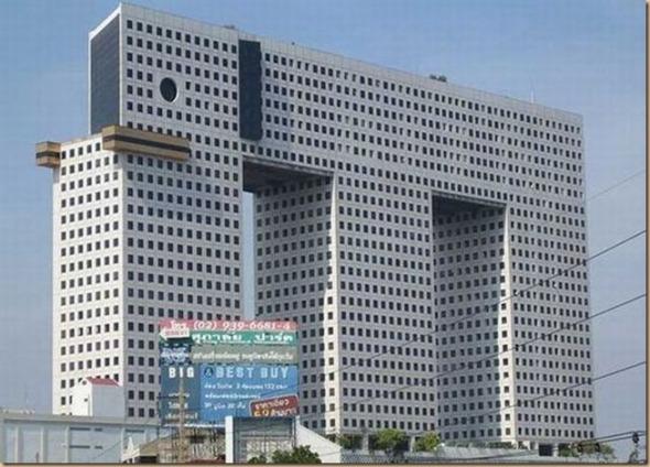 Los edificios más feos del mundo (Parte II)