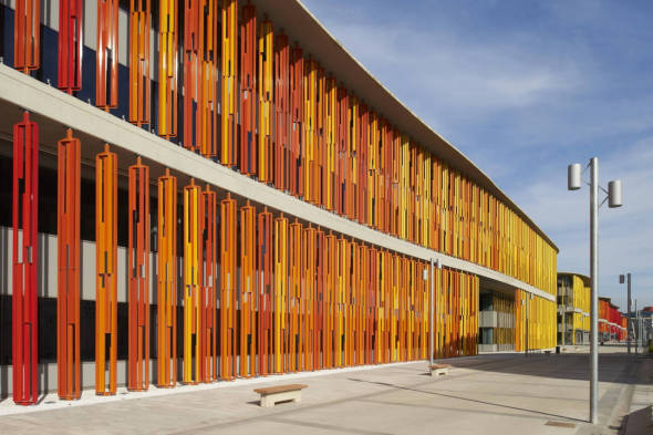 L 250 Dicos Y Coloridos Edificios Edificios Ronda Estudio