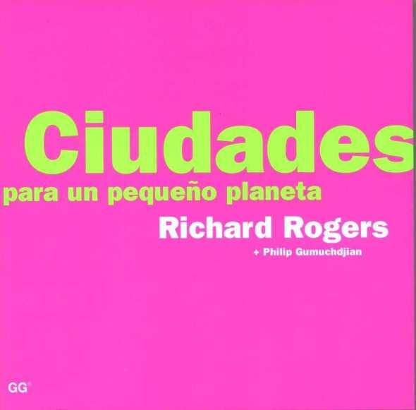 El libro de Richard Rogers