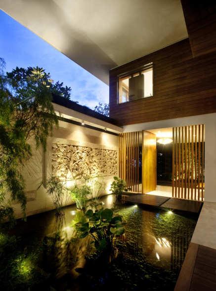 Sky Garden House Una Casa Cubierta Por Un Jard 237 N Guz