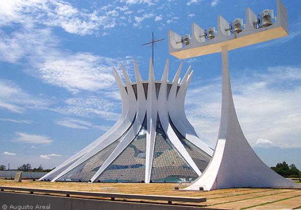 Catedral de brasilia oscar niemeyer noticias de - Arquitecto de brasilia ...