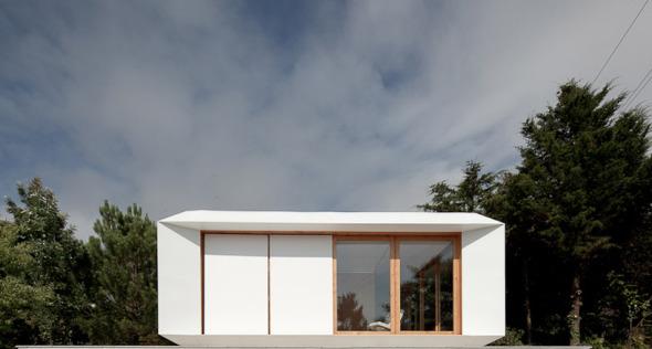 Una casa flexible inspirada en las casas tradicionales - Casas japonesas tradicionales ...