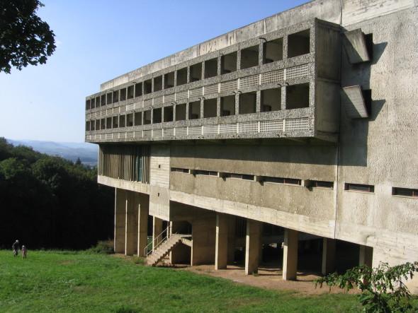 Una de las obras maestras de Le Corbusier: La Tourette