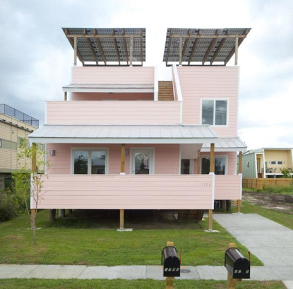 D plex de frank gehry noticias de arquitectura - Duplex en vecindario ...