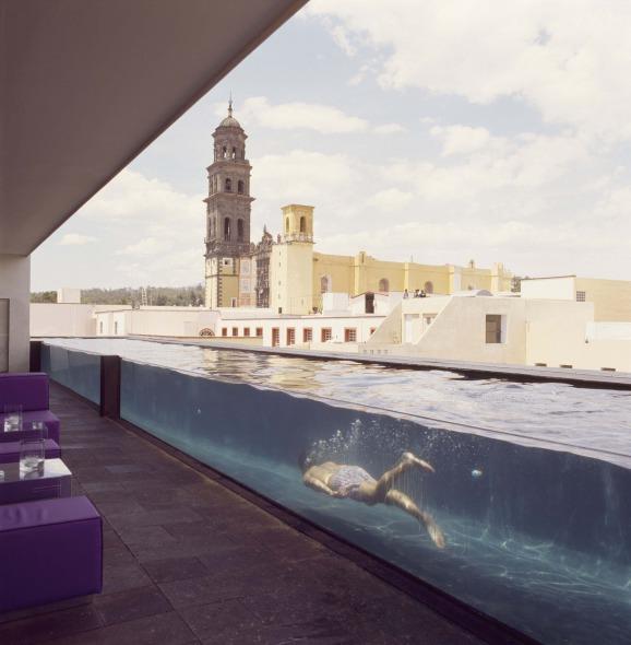 Hotel-boutique poblano de Legorreta + Legorreta