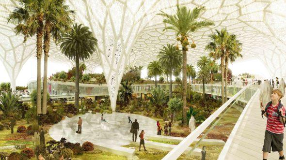 modern urban park design