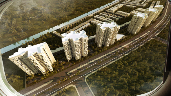 Torres residenciales asequibles en Kolkata