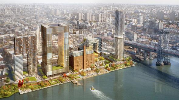 Nuevo Plan Maestro para Brooklyn