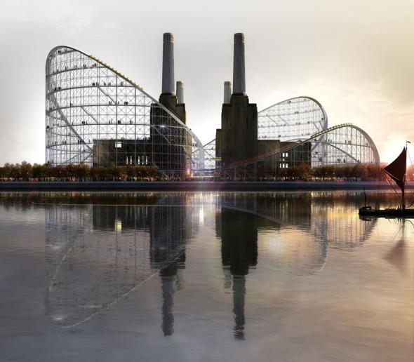 Planta de Energía se transforma en el Museo de la Arquitectura