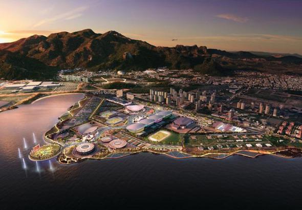 Dos despachos ingleses diseñaran estadios para Río 2016