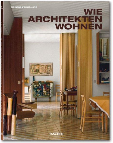 Lo último de Taschen, casas de arquitectos