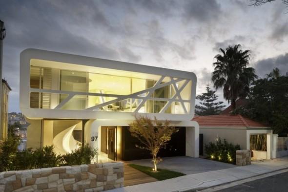 Una casa santuario