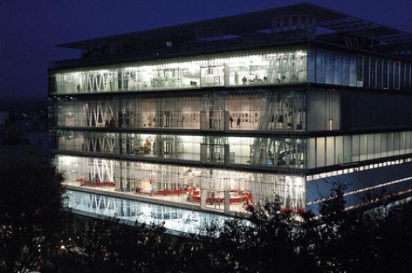 Proyecto favorito de Toyo Ito: Mediateca de Sendai