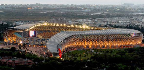 Estadio Kaohsiung de Toyo Ito