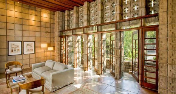 Casa de frank lloyd wright a la venta noticias de for Frank lloyd wright california