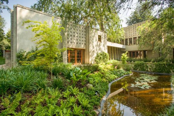 Casa de Frank Lloyd Wright a la venta