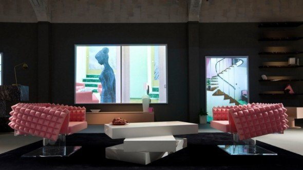 Los muebles de OMA
