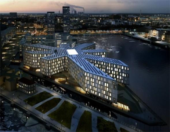 Ciudad de la ONU. Edificio Verde con certificacion LEED