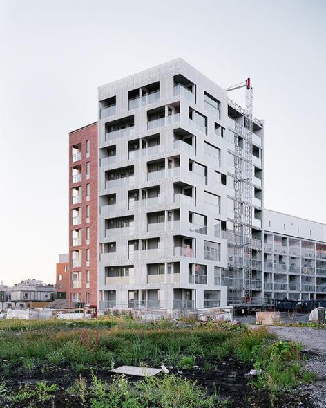 fachadas tridimensionales noticias de arquitectura