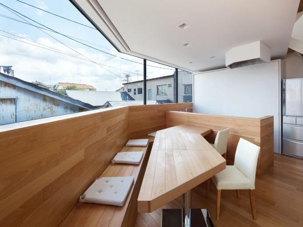 casa de desniveles en matsubara noticias de arquitectura buscador