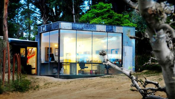 Una oficina para arquitectos diseñado por arquitectos