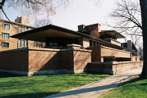 La piedra angular de la modernidad. Frank Lloyd Wright