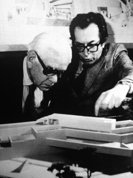 Fue Abraham Zabludovsky un arquitecto que apostó por la funcionalidad
