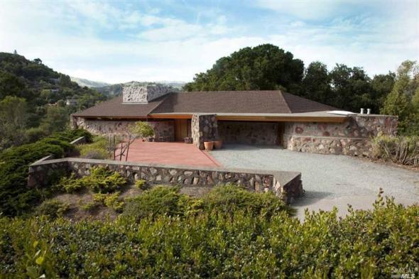 7 Casas en venta de Frank Lloyd Wright