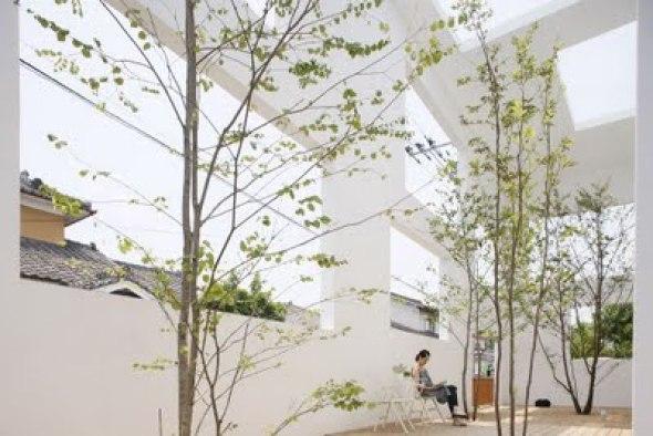 Sou Fujimoto amplía los límites de la arquitectura