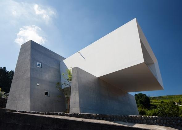 Casa Telescopio en Japón