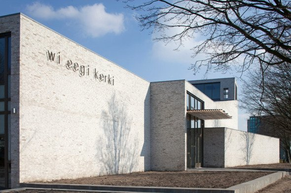Iglesia Morava en Holanda