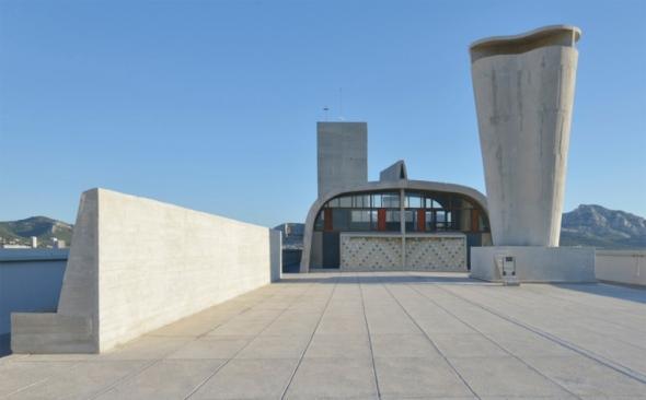 Restauración de proyecto de Le Corbusier en Marsella