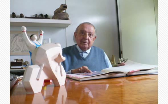 Pedro Ramírez Vázquez a 94 años de su nacimiento