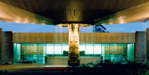 Museo Nacional de Antropología. Museo de clase mundial.