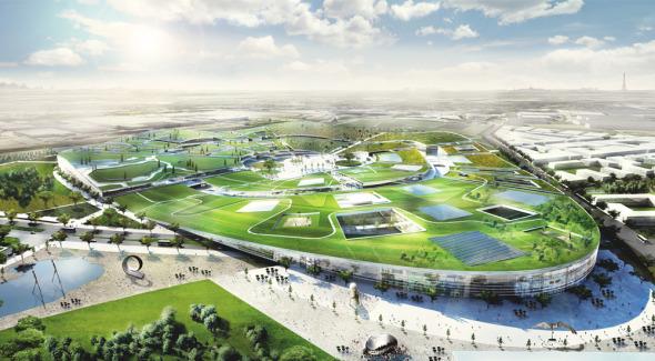 BIG gana el proyecto para diseñar EUROPA CITY
