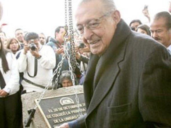 Una arquitectura para la sociedad. Pedro Ramírez Vázquez (1919-2013).