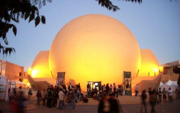 Centro Cultural Tijuana legado de Pedro Ramírez Vázquez