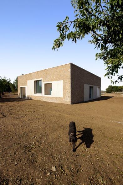 Arquitectura viene de la tierra
