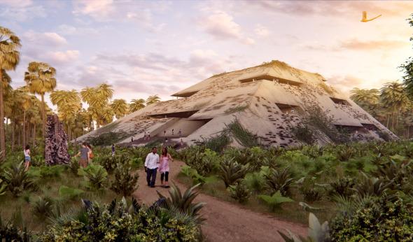 Nuevo museo en la Rivera Maya
