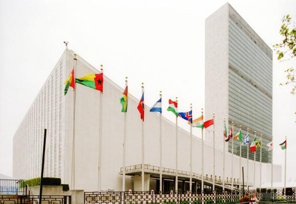 Oscar Niemeyer homenajeado por la ONU
