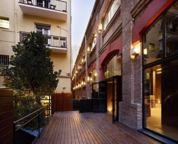 Una remodelación destacable. Fundación Botín en Madrid