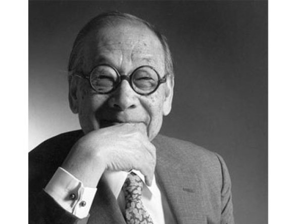 Cumpleaños 96 de Ieoh Ming Pei