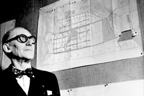 Le Corbusier y la fotografía