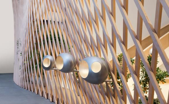 Toyo Ito diseñó el nuevo pabellón Hermès