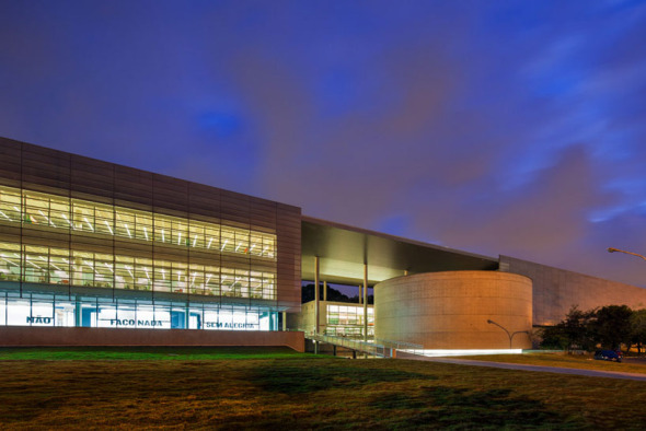 La colección privada más grande e importante de Brasil en un sólo edificio