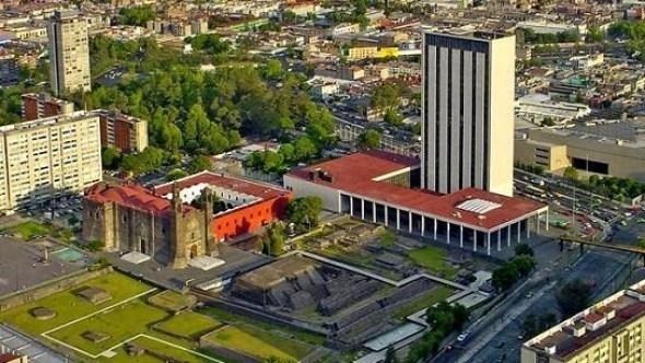 Historia  Arquitectónica del nuevo  Tlateloco