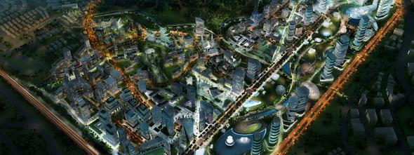Masterplan convertirá a Kuala Lumpur en una de las ciudades más importantes del mundo