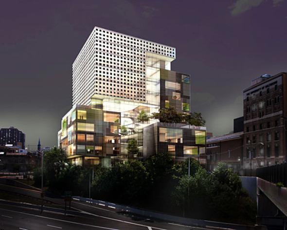 Behnisch architekten buscador de arquitectura - Behnisch architekten boston ...