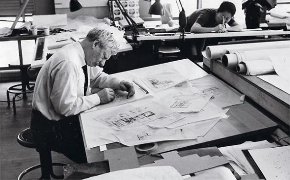 Exposición de Louis Kahn a 40 años de su desaparición